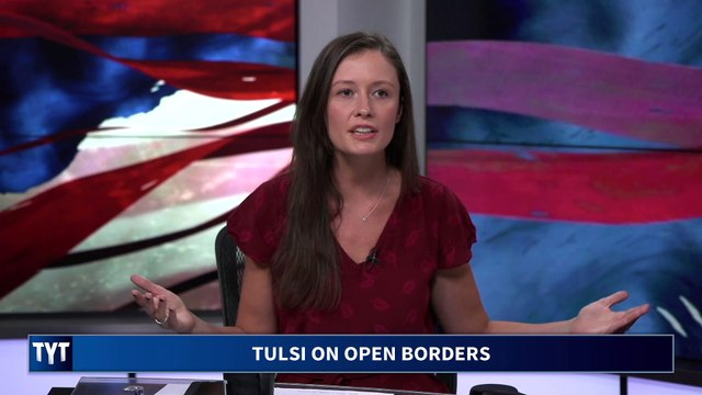 Tulsi Gabbard Falls For Dave Rubin's Trap