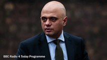 Sajid Javid says Syrian boy reminded him of his own experiences with bullying
