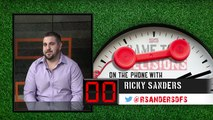 MNF Prop Bets With Ricky Sanders | Game Time Decisions Ep.118