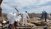 شاهد: إعصار دوريان القوي يضرب جزر الباهاماس وآخر في اليابان