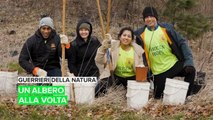 Guerrieri della natura: la storia di Green Hope Foundation