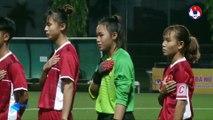 Highlights | U15 Việt Nam - U15 Myanmar | Giải bóng đá U15 Quốc tế 2019 | VFF Channel