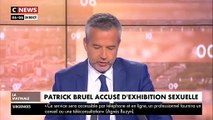 """Accusé d'exhibition sexuelle en Corse par une jeune femme, Patrick Bruel a été entendu par la justice et nie les faits: """"Je n'ai pas eu la moindre intention, ni le moindre geste déplacé envers cette femme"""""""