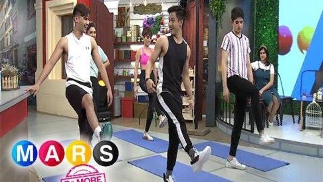 Mars Pa More: Nikki Co shares his workout routine   Push Mo Mars
