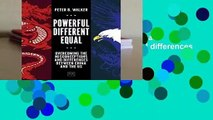 Full E-book  Powerful, Different, Equal: Overcoming the misconceptions and differences between