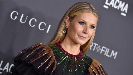 Gwyneth Paltrow's Fashion Evolution