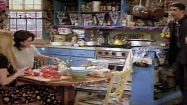 Friends Season 1 Episode 24 Where Rachel Finds Out
