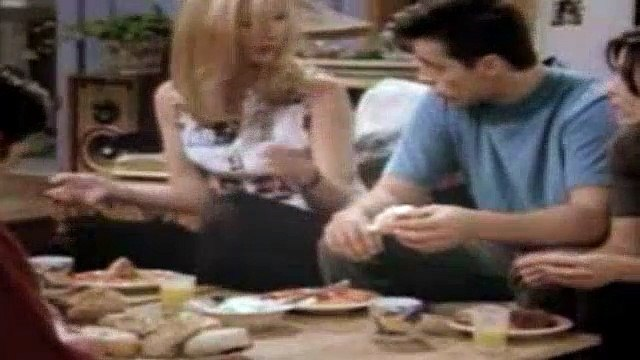 Friends Season 2 Episode 3 The One Where Heckles Dies