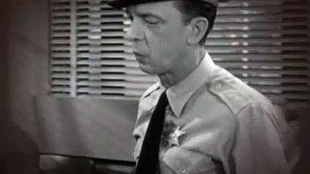 The Andy Griffith Show S04E07
