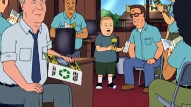 King of the Hill S13E02