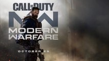 Nuevo tráiler del modo multijugador de Call of Duty: Modern Warfare