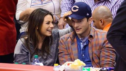 Mila Kunis and Ashton Kutcher's Cutest Moments