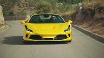 The Ferrari F8 Spider - The mid-rear-engined drop-top powered by the most successful Ferrari V8 ever