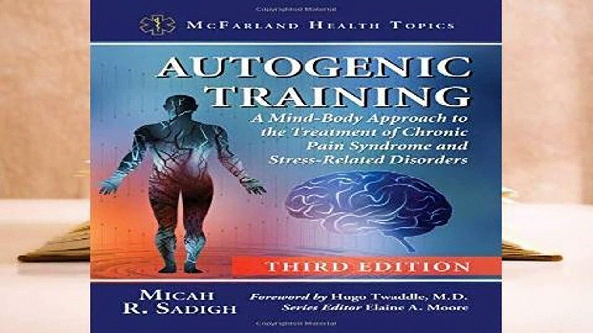 Autogenic Training (McFarland Health Topics) Complete