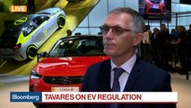 PSA's Tavares on Electric Vehicles, Europe's Charging Network, Brexit
