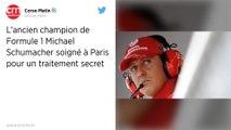 Formule 1 : Michael Schumacher transféré à Paris à l'hôpital Georges-Pompidou