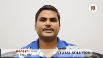 """""""I got placement as Network Engineer after CCNA, CCNP, CCIE Security Course Training""""- Haresh Review"""