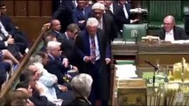 Chaos is the Commons as Parliament is prorogued prompting late night protests