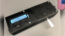 科學家新發明助道路安全 吸大麻也能吹氣檢測
