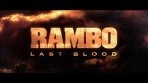 RAMBO LAST BLOOD (2019) Italiano HD online