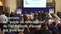 Urgences: Agnès Buzyn promet 750 millions d'euros d'ici à 2022