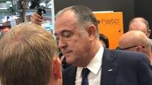 Rennes. Le ministre de l'Agriculture veut rassurer les éleveurs au Space