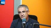 Dominique Dhumeaux, président des maires ruraux de la Sarthe