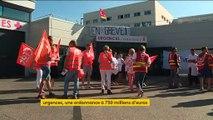 750 millions d'euros sur la table pour régler la crise des urgences