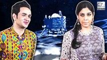 Vikas Gupta And Sakshi Tanwar Send Their Best Wishes For Chandrayaan 2