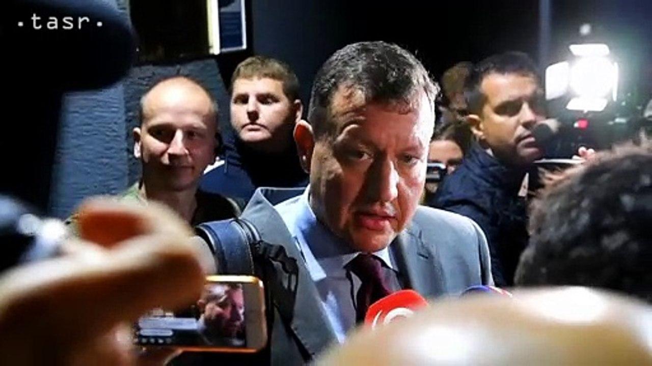 Advokát Daniel Lipšic: Obhajoba Mariana K. je založená na osobách po smrti, zvlášť na osobe E. Valka