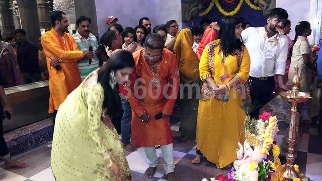South Indian Actress Malavika Mohanan to take blessing visit Andheri Cha Raja