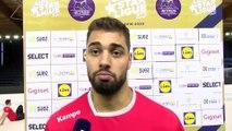 Mehdi Harbaoui avant Saint-Raphaël Istres Provence Handball