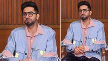 Ayushmann Khurrana makes a revelation on his prank;Watch video | FilmiBeat