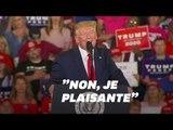 """Donald Trump se verrait bien président en 2026 pour la Coupe du monde (mais il """"plaisante"""")"""