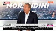 """Marcel Campion dans """"Morandini Live"""": """"Je suis boycotté par tous les médias qui ne me donnent pas la parole"""" - VIDEO"""