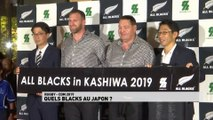 Quels All Blacks au Japon ?