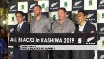 Quels All Blacks au Japon ?
