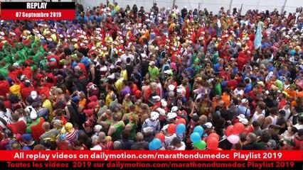 Replay Marathon du Medoc 2019 - Specacle Départ/start show