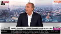 Morandini Live : Marcel Campion tire à boulets rouges sur Anne Hidalgo, Rachida Dati (vidéo)