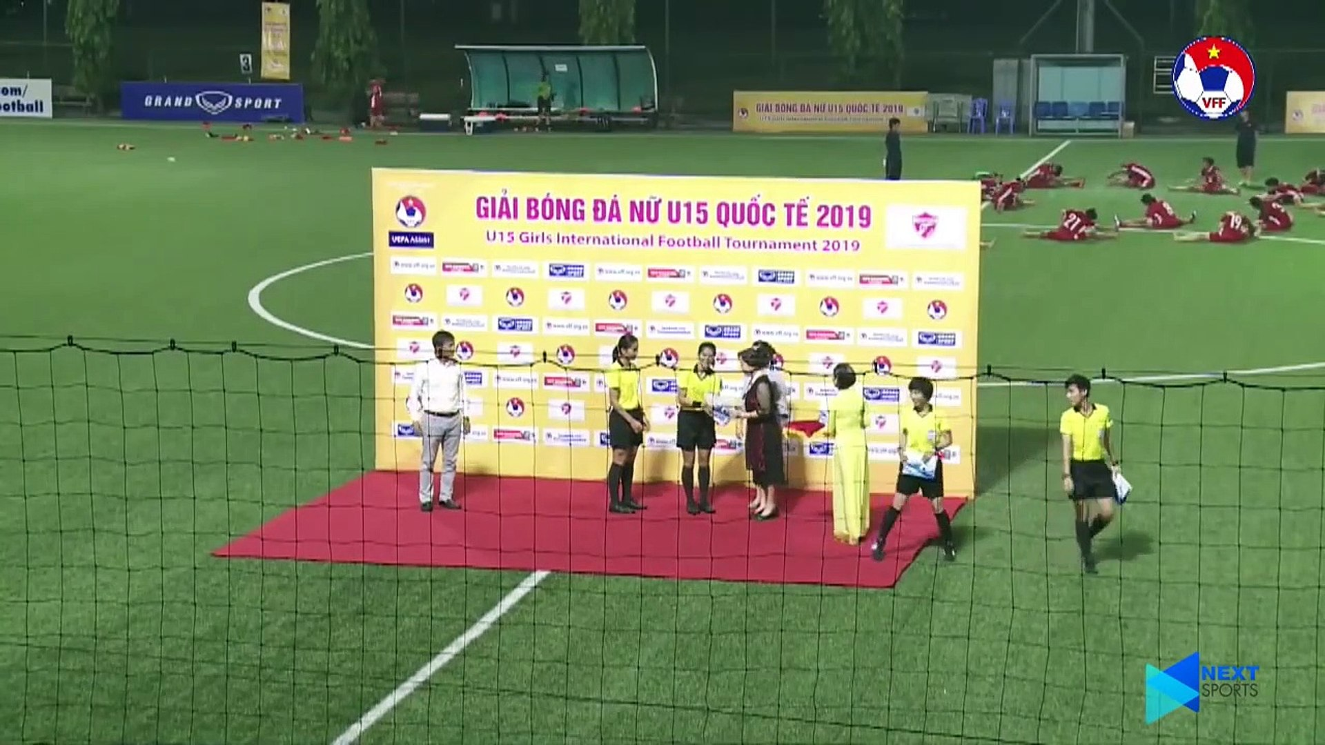 Highlights | U15 Việt Nam - U15 Iceland | Đội khách giành chức vô địch | VFF Channel