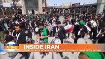 Inside Iran  defiant Iranians celebrate their Islamic faith for Muharram