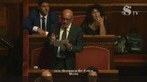 Governo, De Falco: Conte dimostri serietà e discontinuità