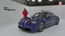 VÍDEO: Porsche Taycan, el primer eléctrico de Porsche ya está aquí