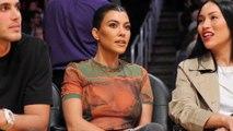 Kourtney Kardashian receives plasma injections to fight bald spot