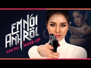 [K-Veauty] 베트남 여신 'CHI PU' 뮤직비디오 커버 메이크업! Cover Makeup nữ thần đến từ Việt Nam 'CHI PU' [VIET]