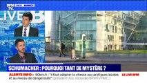 Schumacher: pourquoi tant de mystère ? (1/2) - 10/09