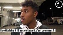 OM, Boubacar Kamara : « c'est sûr qu'avoir un joueur d'expérience à mes côtés me fera encore plus grandir »