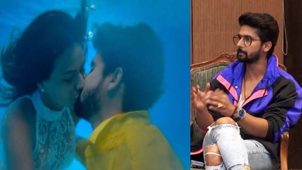 Nia Sharma's Kissing scene gets this weird reaction from