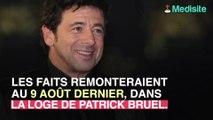 Patrick Bruel : on l'accuse de harcèlement sexuel