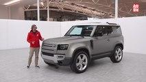 VÍDEO: Así es el Land Rover Defender 2020, todo lo que necesitas saber